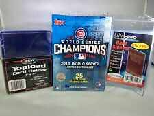 Chicago Cubs 2016 Topps WORLD SERIES Limited Edition 25 Card Team VALUE SET!!