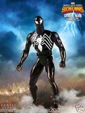 Gentle Giant Jumbo Marvel Comics Secret Wars Black Spider-Man 12 Figure MOC NEW!