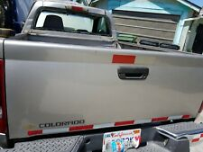 04-12 Chevy Colorado GM Tailgate Pickup Truck OEM Take Off Factory gold