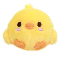 Baby Chick Plush Doll Kawaii Stuffed Animal Soft Fuzzy Plushie Keychain Japanese