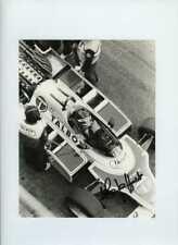 Jacques Laffite Ligier JS17 Dutch Grand Prix 1981 signé Press Photo 3