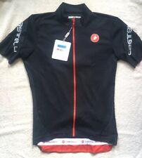 Castelli Entrata 3 men's cycling jersey, size Medium, NEW
