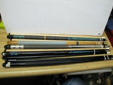 5 Pool Stick Cues. Used. . No case.