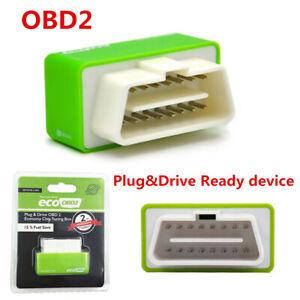 Eco OBD2 Economy Fuel Saver Tuning Box Chip for Benzine Petrol Car Universal