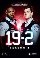 19-2: SEASON 2 (2PC)-19-2: SEASON 2 (2PC)  DVD NEW