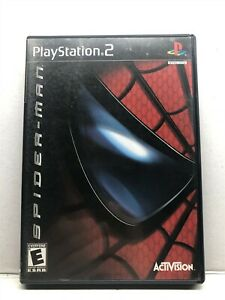 Spider-Man: The Movie (PlayStation 2, 2002) Complete Tested Working - Free Ship