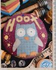 PATTERN - Hilda the Hoot Pincushion - cute owl sewing accessory PATTERN