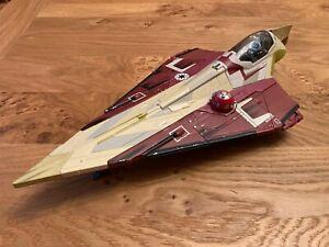 STAR WARS Obi-Wan Kenobi Jedi Starfighter