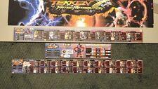 NAMCO Tekken 7 Fated Retribution Sega Lindbergh Candy Cab Jamma SHMUP