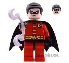 LEGO SUPER HEROES DC UNIVERSE - MINIFIGURA ROBIN SET 6857 - ORIGINAL MINIFIGURE