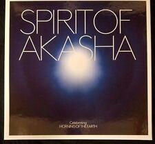Spirit Of Akasha Celebrating Morning Of The Earth, Vinyl, CD, LP, DELUXE, NEW