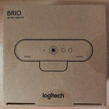 Logitech BRIO 4K PRO webcam   UHD/4k/30FPS FHD/1080p60FPS   next day delivery