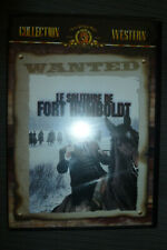 DVD western le solitaire de fort humboldt neuf emballé 1975 charles bronson