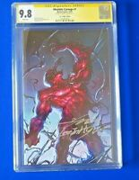 ABSOLUTE CARNAGE #1 SIGNED BY INYHUK LEE Variant Lee Virgin Edition ~ CGC 9.8