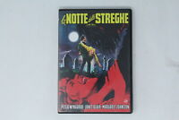 DVD LA NOTTE DELLE STREGHE  1962 WYNGARDE, BLAIR, JOHNSTON [IV-049]