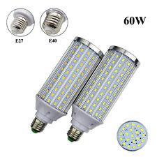 E27 E40 LED Light Bulb 15W/20W/25W/30W/40W/60W/80W 5730SMD High Power Light Lamp
