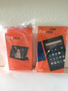 Amazon Fire HD 8 (8th Generation) 16 GB, Wi-Fi, with Show Mode Dock Set New