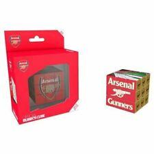 Arsenal Cubo de Rubik Fútbol Regalo Juguete Juego artilleros con licencia