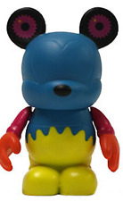 Disney Urban Series #5 Vinylmation ( Blue/Yellow Gear Bear )