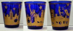 New York Skyline Shot Glass #4880