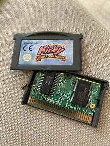 GBA Kirby and the Amazing Mirror PAL EUR GAMEBOY Advance Nintendo genuine