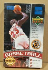 1998-99 UPPER DECK MJ ACCESS BASKETBALL RETAIL BOX (UNOPENED, FACTORY SEALED)