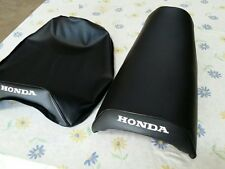 HONDA XL250S 1978 TO 1981 MODEL SEAT COVER BLACK (H179)