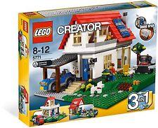 *BRAND NEW* Lego Creator HILLSIDE HOUSE 5771