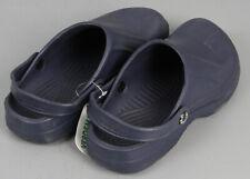 Verdemax 2082 Clogs Gartenclogs Gartenschuhe Größe 35/36 dunkel Blau B29-35