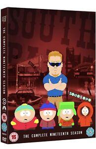 South Park Season 19 DVD
