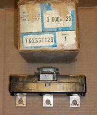 NEW GE TK236T125 Trip Unit 125 amp 3 Pole Fits TK Frame Circuit Breaker