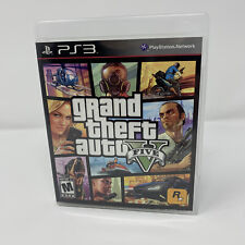 New listing Grand Theft Auto V PlayStation 3 Ps3 Game Complete With Manual & Map Tested