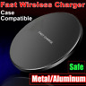 QI Wireless Charger Fast Charging Pad Mat For iPhone 12 Pro Max 11 X XR XS 8Plus