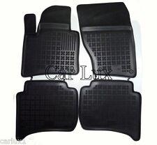 Alfombrillas de goma a medida VW Touareg II desde 2010 tipo cubeta tapis sol 3D
