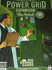 Power Grid The Robots Expansion - Rio Grande Games Board Game New!