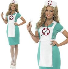 Smiffys - Costume infirmiere de Chirurgie Taille L