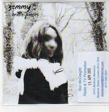 (DQ881) Zemmy, Brittle Pieces - 2013 DJ CD