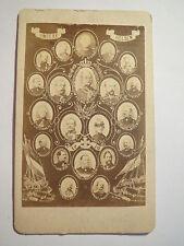 Unsere Helden 1870 - Bismarck Bose Manteufel Voigts-Reetz Goeben Alvensleben CDV