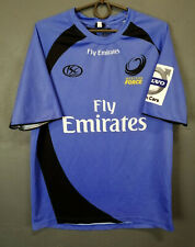 MEN'S ISC WESTERN FORCE HOME RUGBY UNION SHIRT JERSEY CAMISETA MAILLOT SIZE M