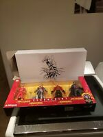 Flashpoint Action Figure Box Set w Casino Chip & Outer Box DC Direct Exclusive
