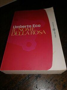 Umberto Eco Il nome della rosa Tascabili Bompiani