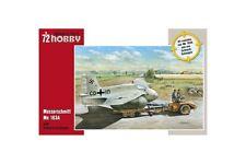 SPECIAL HOBBY SH72183 1/72 Messerschmitt Me 163A with Scheuch-Schlepper