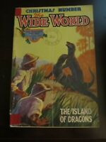 The Wide World Magazine December 1936 The Islands of Dragons PULP Fiction