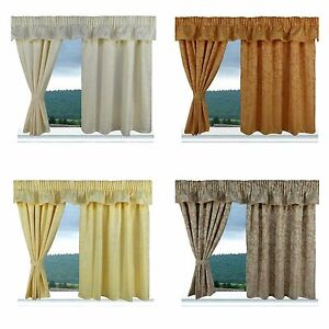STATIC FULLY LINED READY MADE CARAVAN CURTAINS QUALITY MADE TO MEASURE