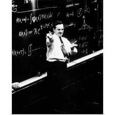 Richard P. Feynman (1918-1988) physicist Poster Print
