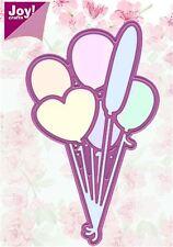 Joy! Crafts - Cutting Die(s) ~ BALLOONS Party, Birthday, Celebrate ~ 6002/0077
