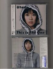 Utada - This Is The One -Japanese Import>Collectible CD