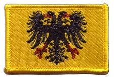 Fulgida papisti Reich Deutscher Nazione dopo 1400 ricamate bandiere bandiere PATC