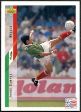 9374b70b30a Jorge Campos #18 World Cup Contenders Eng/Italy 1994 Football Trade Card  (C1864