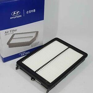 Genuine 28113C1100 Air Filter Cleaner For Hyundai SONATA LF 2014~2017